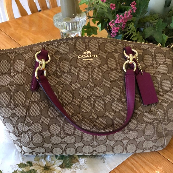 Coach Handbags - NWOT-Authentic Coach Satchel